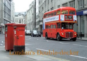 London's double decker