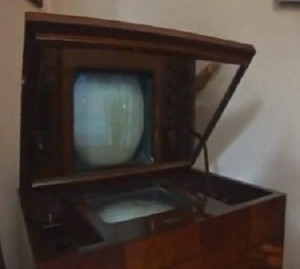 Oldest TV in Britain