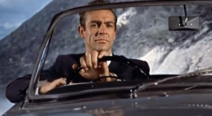 Sean Connery driver